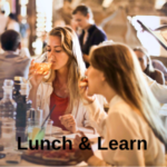 Glendale Area Business Association has networking opportunities during lunch time called Lunch and Learn