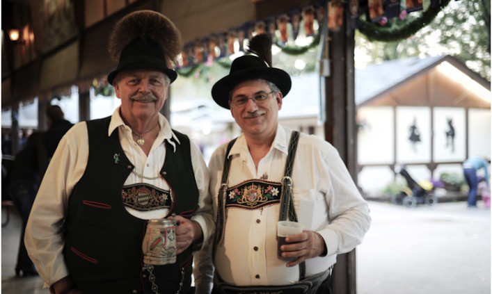 Glendale is home to Milwaukee's Original Oktoberfest at the Bavarian Bierhaus. The Oktoberfest event is known for beer, lederhosen and the sounds of German polka.
