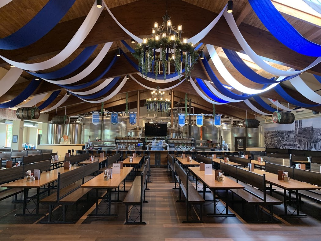 The Bavarian Bierhaus in Glendale is an authentic German bierhall serving German cuisine, beer, and entertainment. The Bavarian Bierhaus hosts Milwaukee's original Oktoberfest and has several event spaces throughout the property.